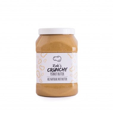 Monthly subscription Peanut butter crunchy 2kg