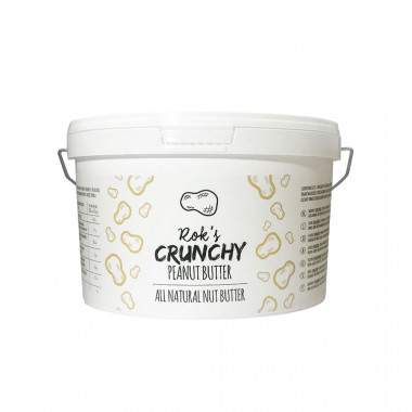 2 Monthly subscription Peanut butter crunchy 2kg