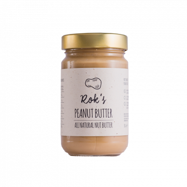 Peanut butter smooth 300g