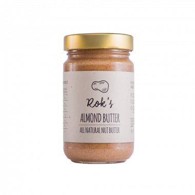 Almond butter smooth 300g