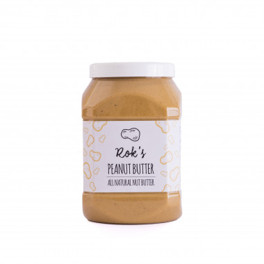 Peanut butter smooth 2 kg