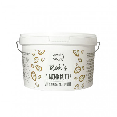 Almond butter smooth 2kg