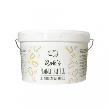 2 Monatsabo Peanut butter smooth 2kg