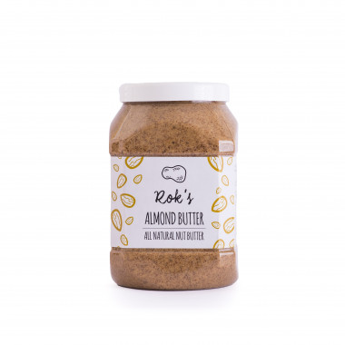 Mjesečna pretplata Almond butter smooth 2kg